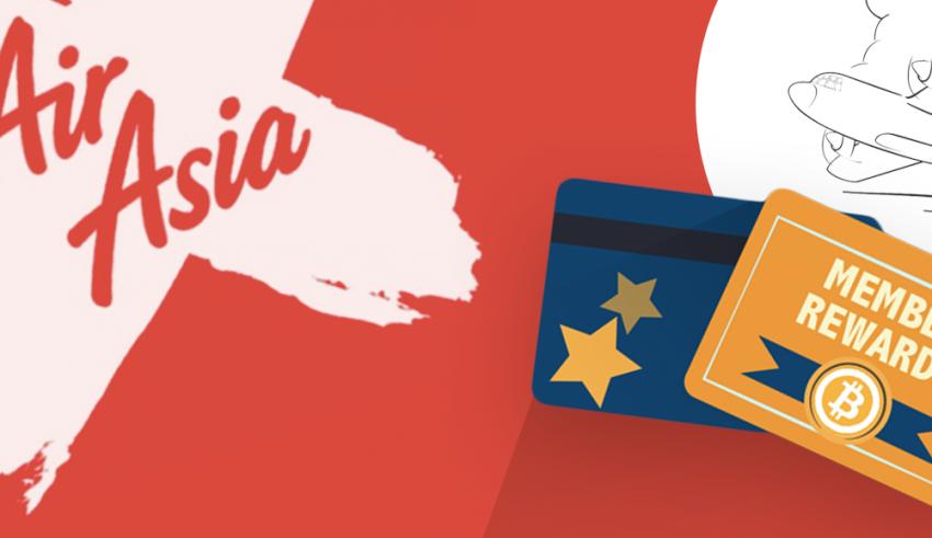 Crypto Rewards Program to Boost Air Asia Service