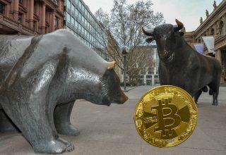bear bull BTC BITCOIN
