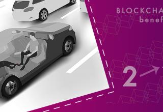 Back to the Blockchain Future with Autonomous Cars Level 5