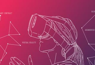 Virtual Reality and Blockchain The New Matrix