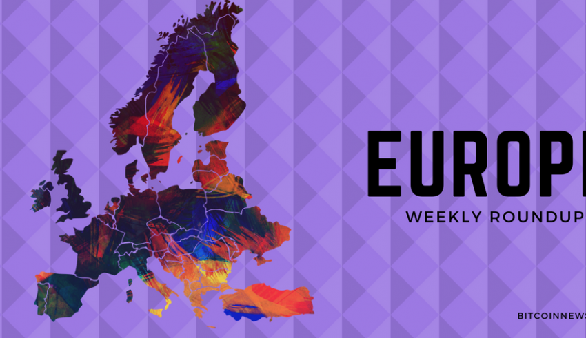 Europe: Crypto and Blockchain News Roundup