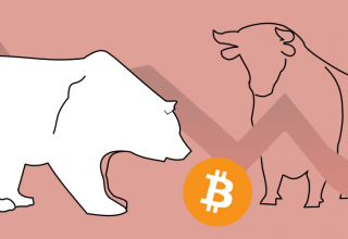 Bitcoin price going down bearish market BTCUSD bitcoin trading speculation
