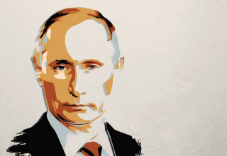 Putin Campaign Adversary Raised Nearly a Quarter Of Campaign Donations in Bitcoin.
