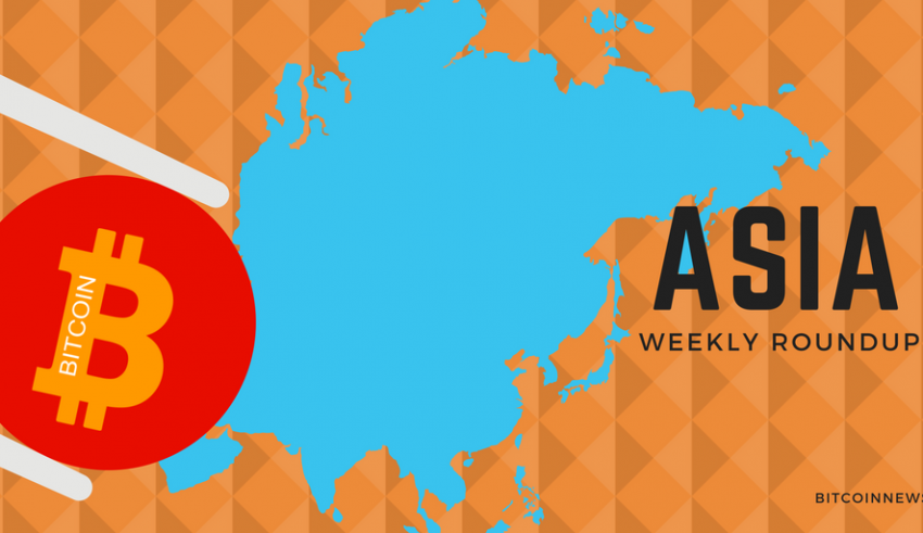 Asia and Australia: Crypto and Blockchain News Roundup, 4th to 10th May 2018