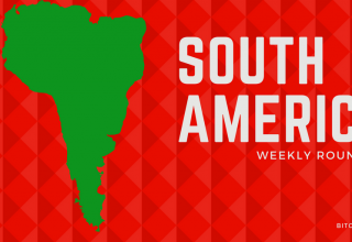 South America: Crypto and Blockchain News Roundup, 4th to 10th May 2018