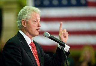Ripple Books Bill Clinton for Keynote Speech at Fall Conference