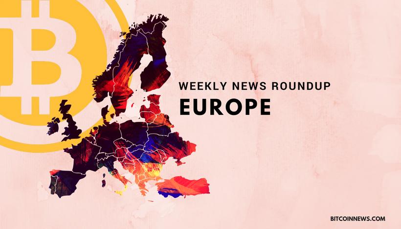 Europe: Crypto and Blockchain News Roundup 30 November – 6 December 2018