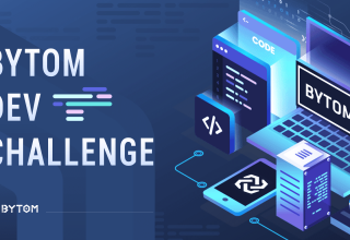 Bytom Development Challenge Kicks Off First Season with 260,000 BTM Prize Pool