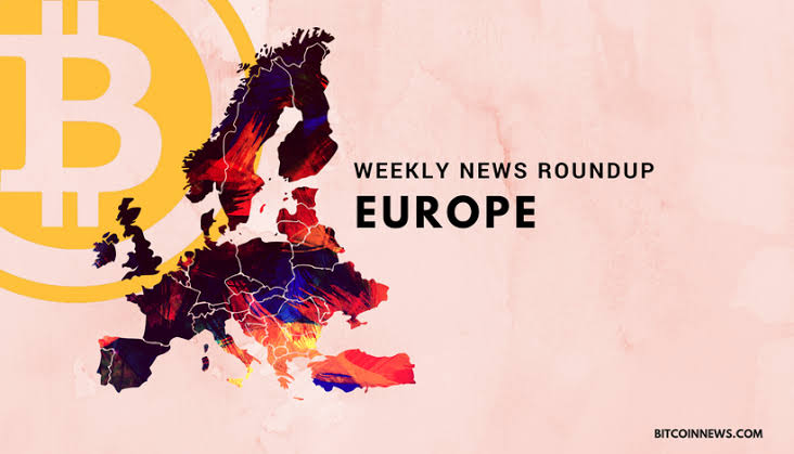 Europe: Crypto and Blockchain News Roundup 24th to 30th June, 2019