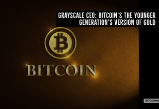 Grayscale CEO_ Bitcoin's the Younger Generation's Version of Gold