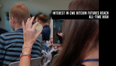 Interest in CME Bitcoin Futures Reach All-Time High