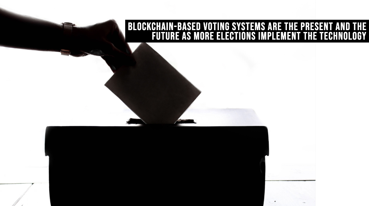 Blockchain-Based Voting: Present, Future of Election