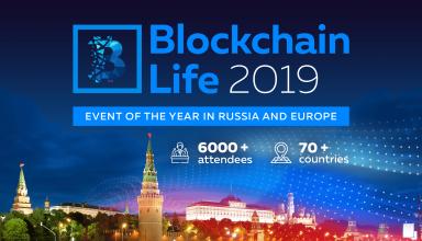 Blockchain Life Moscow 2019