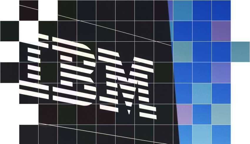 blockchain IBM blocks art